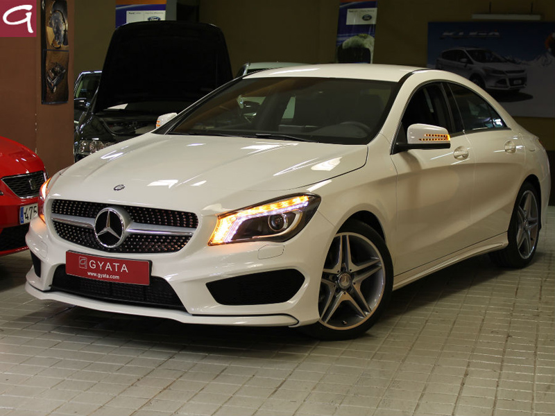mercedes benz classe cla 200 cdi 136 ch 7g dct amg line. Black Bedroom Furniture Sets. Home Design Ideas